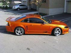 Saleen Mustang S281