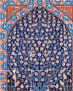 lemeyer:  Turkish Tile