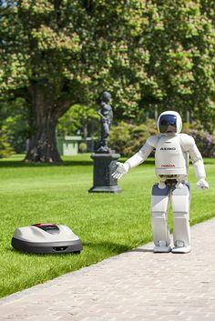 Miimo le Robot-tondeuse à gazon de Honda #5