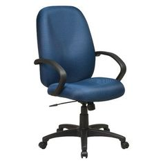 Office Star Work Smart Mid-Back Desk Chair Upholstery: Marquesa Lana - Cordovan