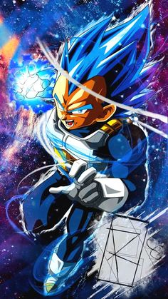 Online shopping for Dragon Ball with free worldwide shipping Dragon Ball Gt, Dragon Ball Image, Vegeta Ssj Blue, Dbz Vegeta, Majin, Manga Dragon, Son Goku, Otaku, Fanart