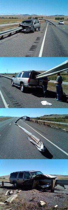 Some REALLY weird accidents here. Sometimes it makes you wonder if those people bought their license.