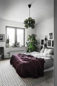 ides chambre coucher design en 54 images sur archzinefr - Plante Verte Dans Une Chambre A Coucher