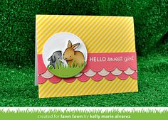 Lawn Fawn Intro: Hello Baby