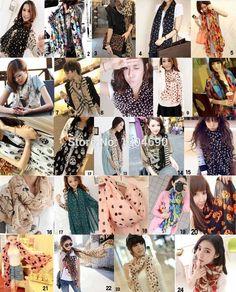 Aliexpress.com: scarf store (Free shipping) üzerinde Güvenilir eşarp eşarp tedarikçilerden 2014 ücretsiz nakliye! Sıcak kadın 20 stilleri yeni moda sonbahar şık kız kış sıcak püskül şifon ipek eşarp şal eşarp R7 Satın Alın