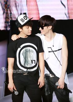 Super Junior-M Break Down Fan Party in Shanghai with Eunhyuk and Donghae | Part 5 [18P] – From 130302