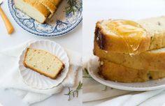 rosemary buttermilk pound cake.