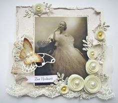 How beautiful as a wed card cover <3