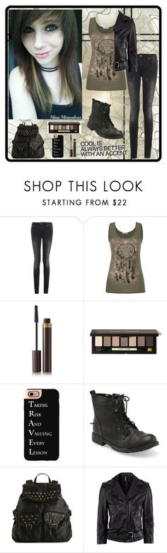 """""""My lips are pale and vicious. You're foaming at the mouth. You've suffered in the darkness. I'll suck the pain right out."""" by carissa-chaos ❤ liked on Polyvore featuring SuperTrash, maurices, Tom Ford, Bobbi Brown Cosmetics, Casetify, Aéropostale, Mix No. 6 and H&M"""