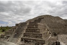 Relics found in Mexico's Teotihuacan - Quasarphoto/Getty Images France, Continents, Monument Valley, Australia, America, Building, Nature, Travel, Latin America
