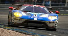 Ford Interested In Outright Le Mans Victory