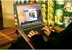JISON CASE Multifunctional Leather Bag Kickstand Case For Macbook Air 13.3 Inch Sale - Banggood.com