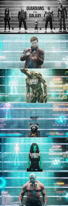 Guardians of the Galaxy - Just watched this the other day and loved it. I must say it was freaking hilarious I'm still not over the legend of footloose lol