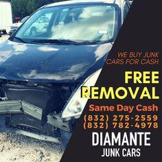 Compro autos junk en Houston, Texas Houston, How To Remove, Texas, Cars, Movies, Movie Posters, Autos, Films, Film Poster