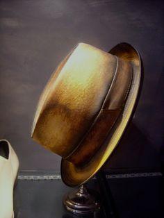 Paulus Bolten Shoe Boudoir Souliers & cuirs patinés: 2/6 suite des mes Art-Chapeaux....