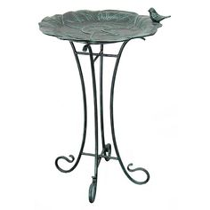 Innova Hearth and Home Lily Pad Birdbath Now (for 6 days) $59.99 List $73.99 19%