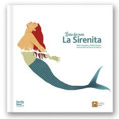 Érase dos veces La Sirenita - Editorial OB STARE