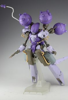 mrrobotto:    HG MG-21C Dra-C customise