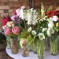 Something beautiful and bright to add a little colour and light to this cold winter day! always has such beautiful flowers to choose from. Winter Day, Something Beautiful, Beautiful Flowers, Glass Vase, Instagram Images, Bright, Cold, Photo And Video