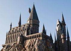 Harry Potter's Castle