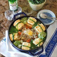 Wagon Cafe : 豆腐のチョンゴル