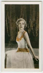 Constance Bennett.