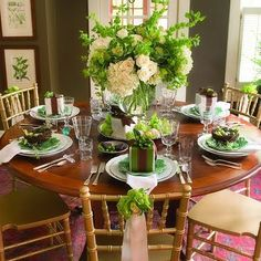 Beautiful By Design: Nell Hill's Tablescapes