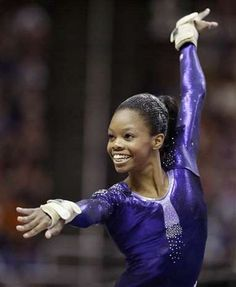 Gabby Douglas- best women's gymnast in the world, London 2012