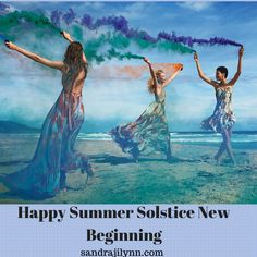 Summer Solstice is the annual permission slip to be lazy. To do nothing and have it count for something. To lie in the grass and count the stars.