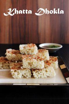 Khatta+Dhokla+Recipe+ +Gujarati+white+dhokla+ +Dhokla+Recipe