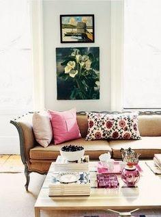 always loved Rita Konig's couch
