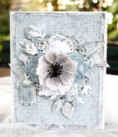 card by Heather - Maja design, Vintage Summer Basics collection and vintage Spring Basics .- Guest designer August 2013