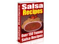 Over 150 Salsa Recipes. Download free at TubaLod.com Get salsa recipes for every occasion and every palate. You get almost 200 salsa recipes for your every imaginable combination of ingredients. There's sure be something for everyone! Download this ebook today!