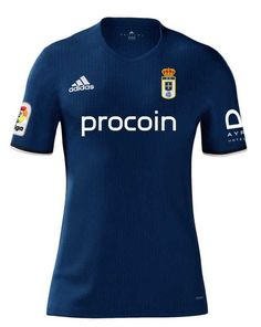 La constructora Procoin patrocinará a camiseta del Real Oviedo