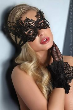 LivCo Corsetti Model 1 luxury tie up eye mask with very fine decorative embroidery detailing. Sexy Lingerie, Ensemble Lingerie, Lingerie Outfits, Luxury Lingerie, Burlesque, Ruffles, Pin Up, Luxury Ties, Boutique Lingerie