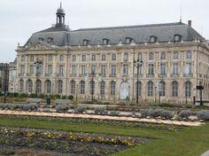 bel immeuble (quai Louis XVIII), Bordeaux