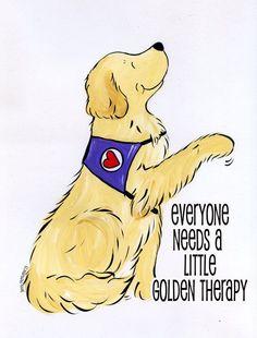 Golden terapia