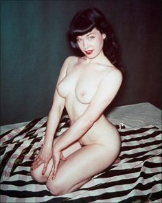 There's Bettie, then there's several miles of empty space, followed by every other pinup girl you ever saw.