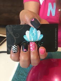 Nails, nails art, acrylic nails