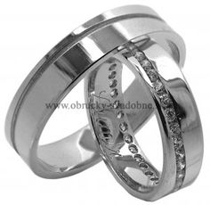 SVADOBNÉ OBRÚČKY OB-623 Wedding Bands, Rings For Men, Engagement Rings, Jewelry, Diamond, Enagement Rings, Men Rings, Wedding Rings, Jewlery