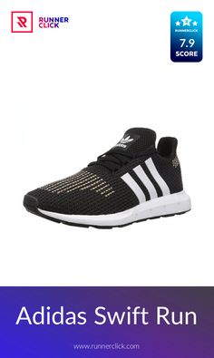 Adidas Swift Run RunnerClick Runners Outfit, Running Equipment, Running Outfits, Cool Outfits, Casual Outfits, Running Shoe Reviews, Adidas Running Shoes, Workout Shoes, Track And Field