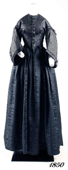 Enchanted Serenity of Period Films: Period Fashion: Mourning Dress