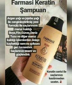 Farmasi Keratin Şampuan Check more at www. Peach Cobbler Dump Cake, Beauty Makeup, Hair Beauty, Beauty Consultant, Keratin, Hair Today, Hair And Nails, Cool Hairstyles, Beauty Hacks