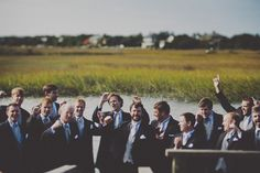 Southern wedding - morning suit