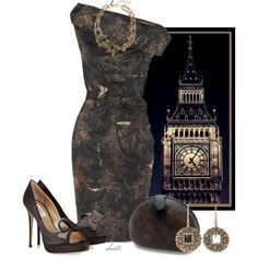 """""""#1758"""" by christa72 on Polyvore"""