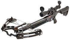 Tactical Assault Crossbow