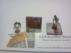 Vintage SWANK Cuff Links & Tie Tac Set by AAAJEWELRYSTORE on Etsy, $8.99