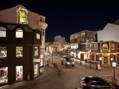 Social experience design for the City of Reykjavik