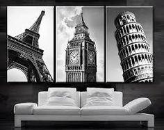 Resultado de imagen para imagenes decoupage big ben en blanco y negro