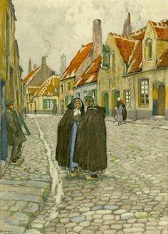 Henri Cassiers - Le charme de Bruges #4
